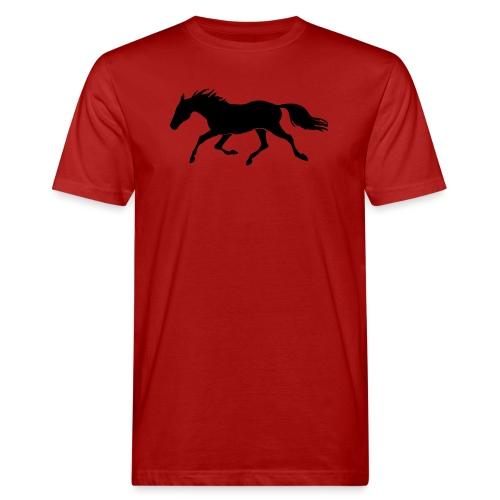 Cavallo - T-shirt ecologica da uomo