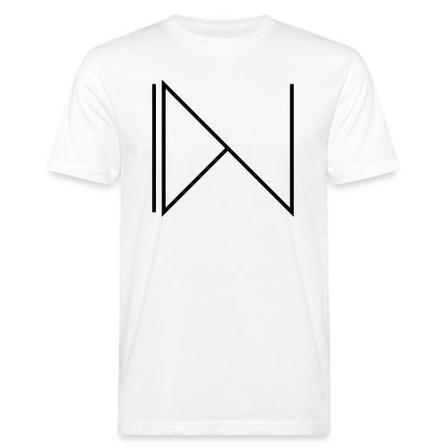 Icon on sleeve - Mannen Bio-T-shirt