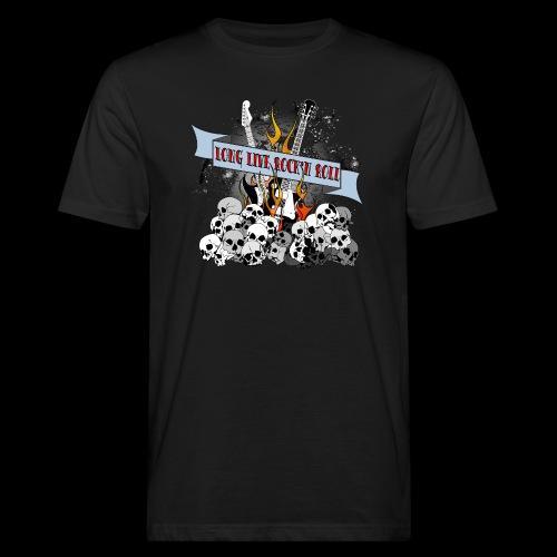 long live - Ekologisk T-shirt herr