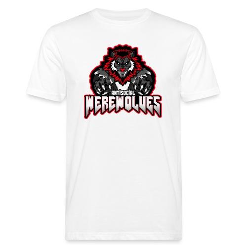 Antisocial Werewolves - T-shirt ecologica da uomo