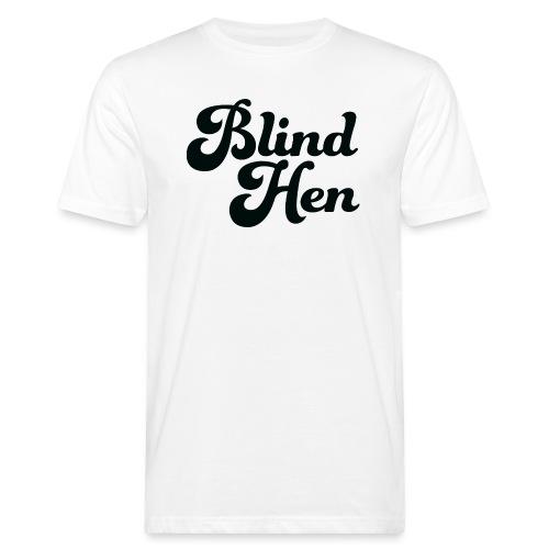 Blind Hen - Logo T-shirt premium, green. - Men's Organic T-Shirt