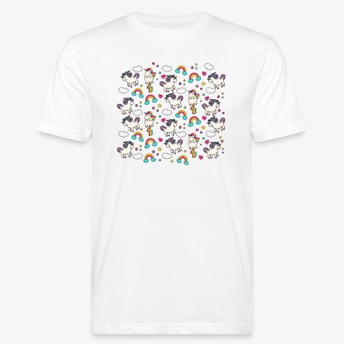 unicorns - Men's Organic T-Shirt