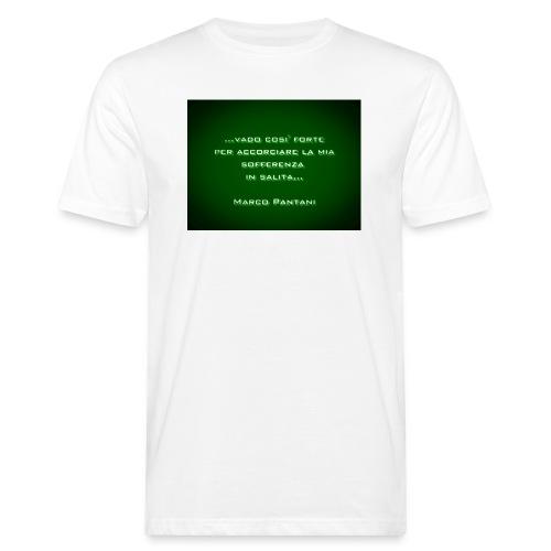 Citazione - T-shirt ecologica da uomo