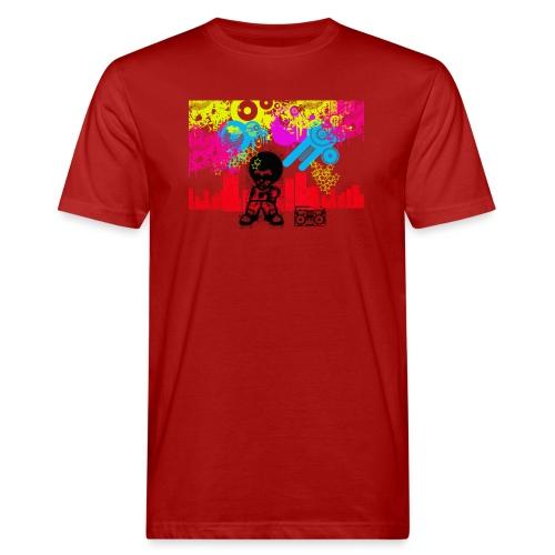 Magliette personalizzate bambini Dancefloor - T-shirt ecologica da uomo