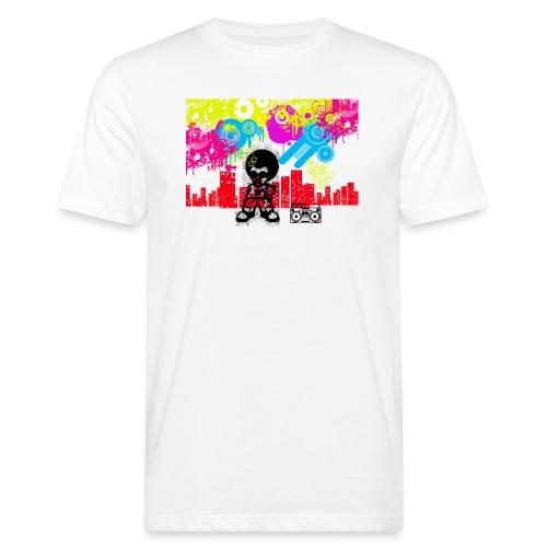Cover cellulari personalizzate con foto Dancefloor - T-shirt ecologica da uomo