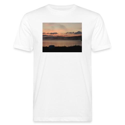 Himmel i Tornedalen - Ekologisk T-shirt herr