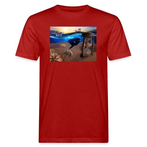 Wodne Przemyślenia - Ekologiczna koszulka męska