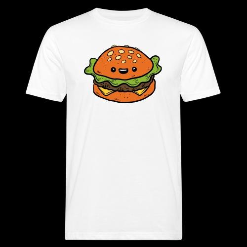 Star Burger - Mannen Bio-T-shirt