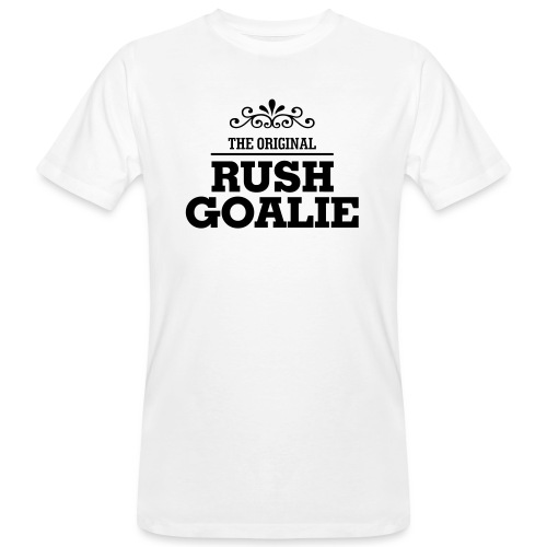 The Original Rush Goalie - Men's Organic T-Shirt
