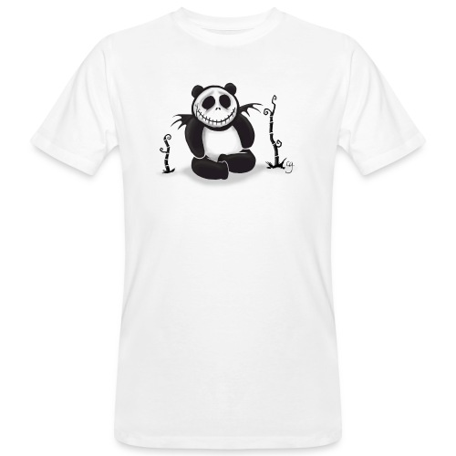 Panda Jack Classic - T-shirt bio Homme