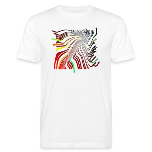 Spirale 01 - Männer Bio-T-Shirt