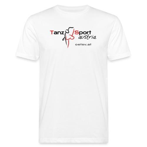 Logo OTSV V1 Internet gif - Männer Bio-T-Shirt