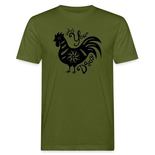 Cock Daddy - Mannen Bio-T-shirt