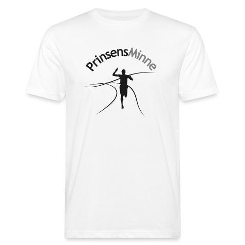 PrinsensMinne logga - Ekologisk T-shirt herr