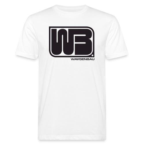 waagenbauoldschool - Männer Bio-T-Shirt