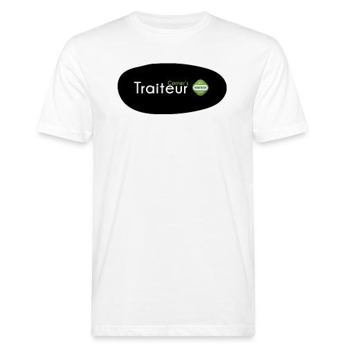Corner's Traiteur - Gammes boutique - T-shirt bio Homme