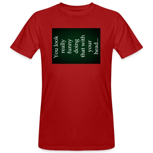funny - Mannen Bio-T-shirt