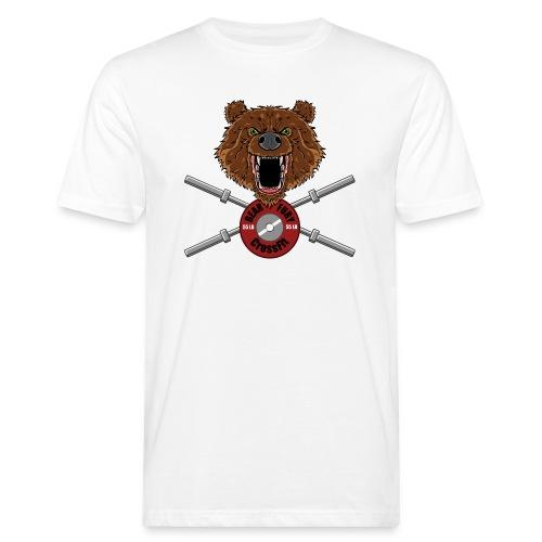 Bear Fury Crossfit - T-shirt bio Homme
