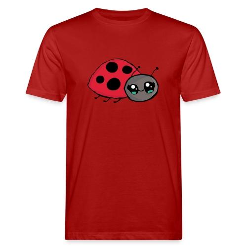 Pirouette la coccinelle - T-shirt bio Homme
