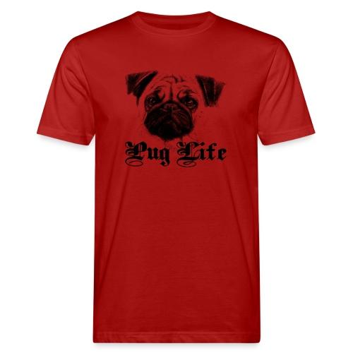 La vie de carlin - T-shirt bio Homme
