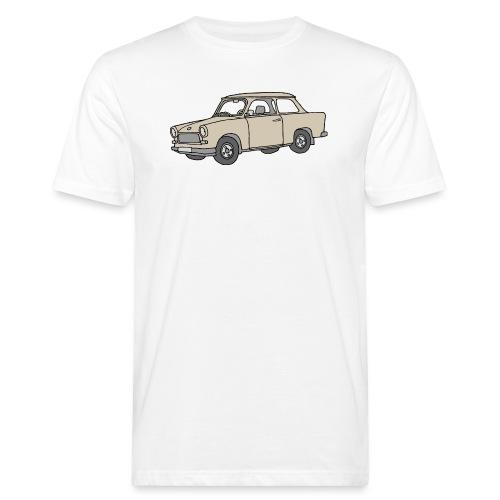 Trabi, Trabant (papyrus) - Männer Bio-T-Shirt