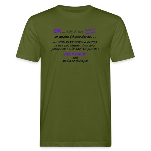 ACQUARIO - T-shirt ecologica da uomo