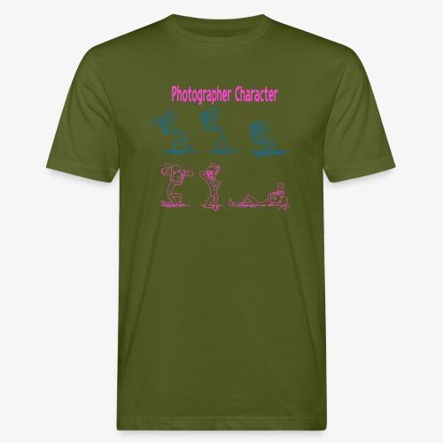 Photography 6 - Camiseta ecológica hombre