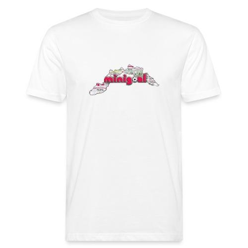 Maglietta Uomo Liguria - T-shirt ecologica da uomo