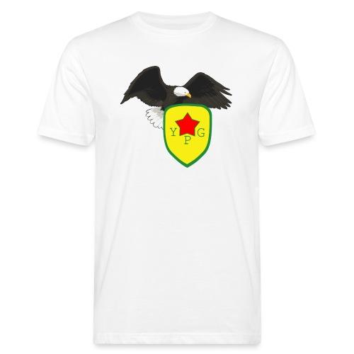 Mens Support YPG Hoodie - Miesten luonnonmukainen t-paita
