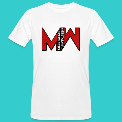 MeestalMip Shirt met lange mouwen - Kids & Babies - Mannen Bio-T-shirt