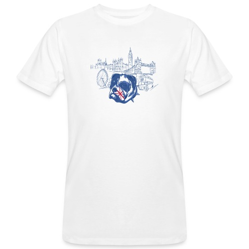 London - Ekologisk T-shirt herr