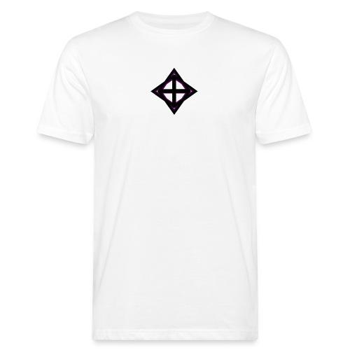 star octahedron geommatrix - Men's Organic T-Shirt