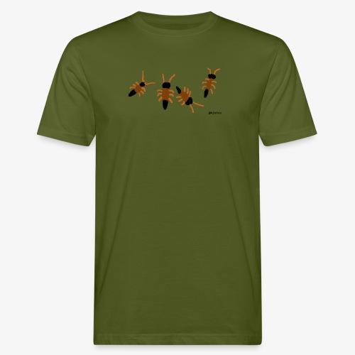 otokat - Miesten luonnonmukainen t-paita