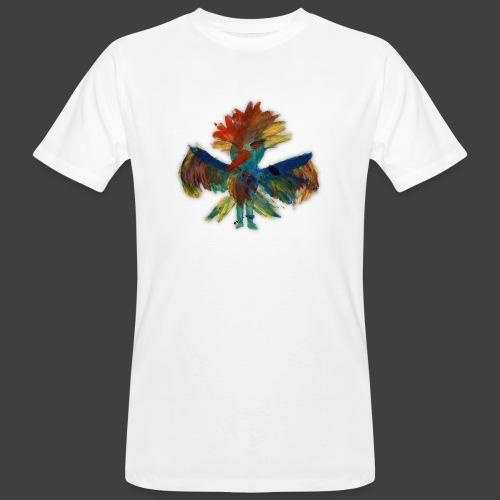 Mayas bird - Men's Organic T-Shirt