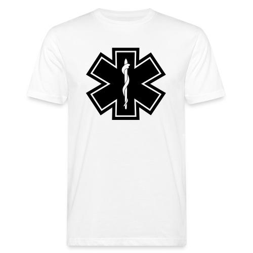 paramedic2 eps - Männer Bio-T-Shirt
