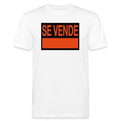 SE VENDE - Camiseta ecológica hombre