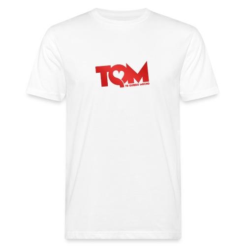 TQM- cappellino - T-shirt ecologica da uomo