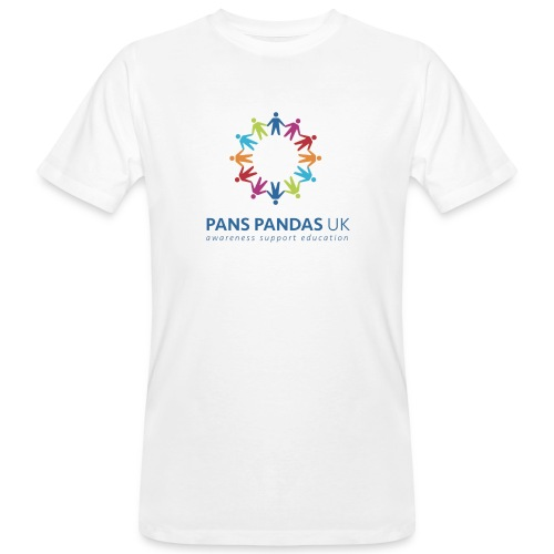 PANS PANDAS UK - Men's Organic T-Shirt