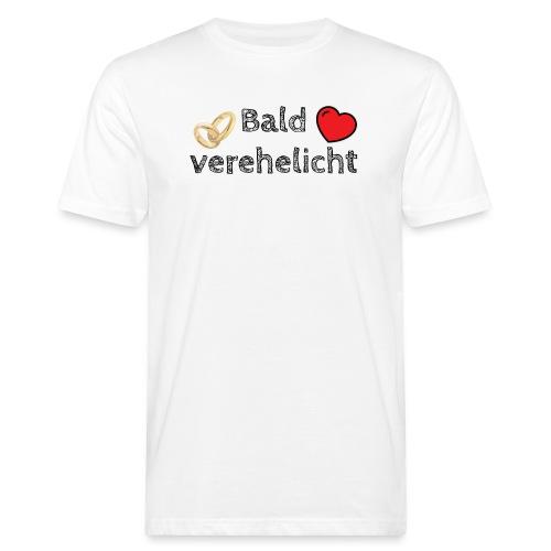 Das perfekte Design für den Junggesellenabschied - Männer Bio-T-Shirt