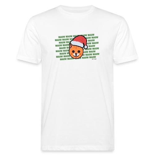 mauw - Mannen Bio-T-shirt