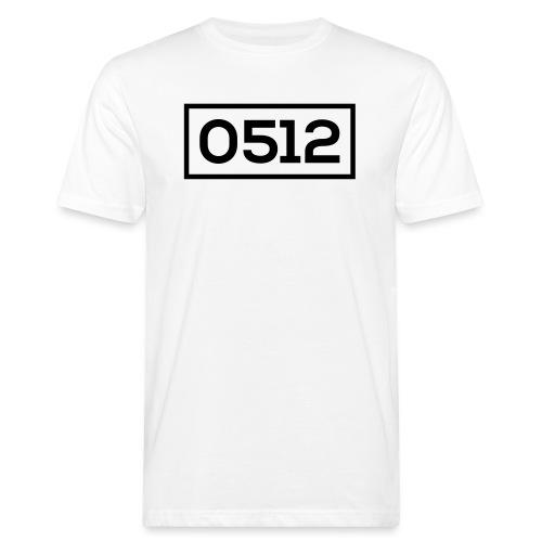 0512 - Mannen Bio-T-shirt