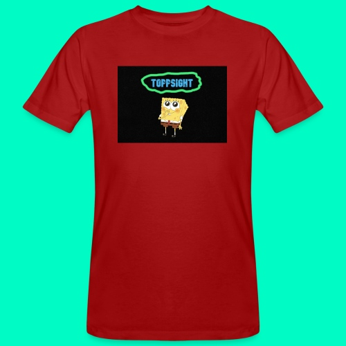 Topsight - Ekologisk T-shirt herr