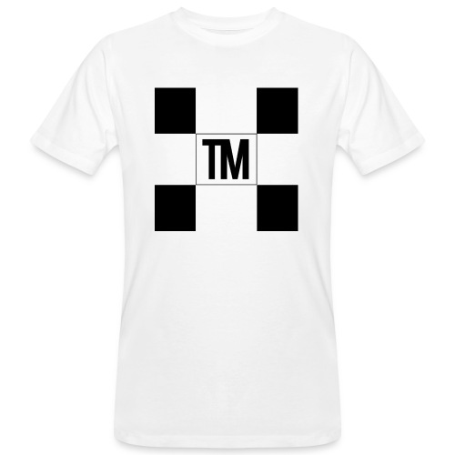 Checkered - Men's Organic T-Shirt