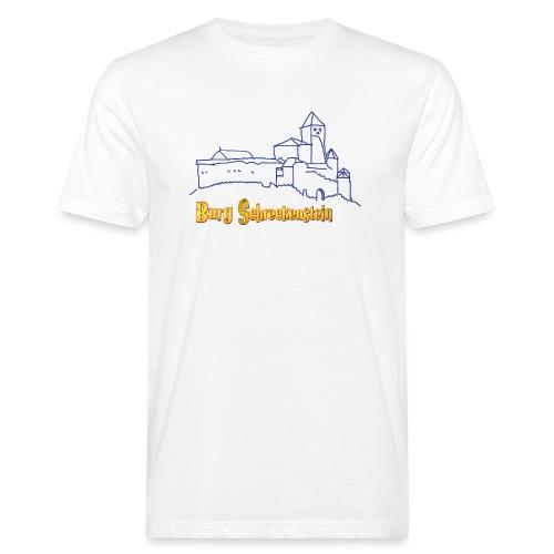 Kinder Kapuzenpullover - Burg Schreckenstein - Männer Bio-T-Shirt