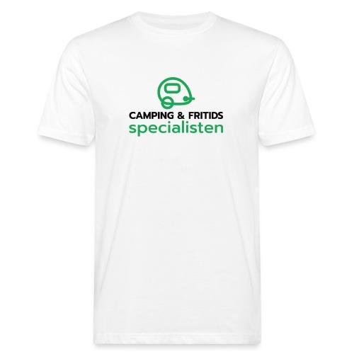 Camping & Fritidsspecialisten - Ekologisk T-shirt herr