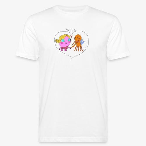 les meilleurs amis - T-shirt bio Homme
