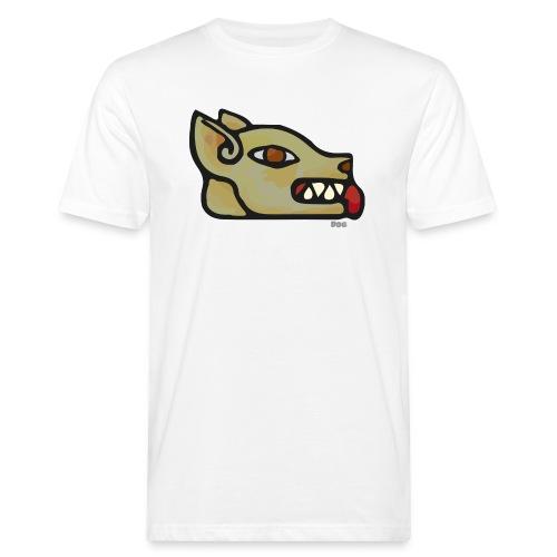 Aztec Icon Dog - Men's Organic T-Shirt