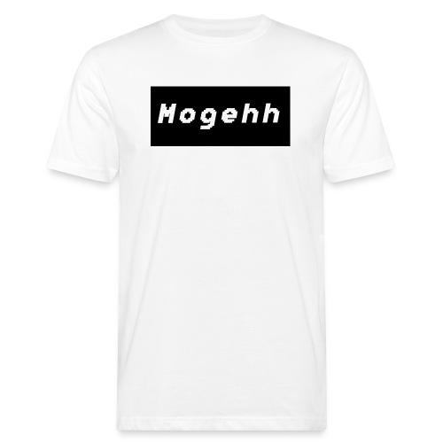 Mogehh logo - Men's Organic T-Shirt