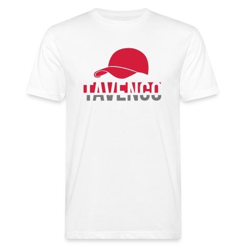A4 Cap Logo - Männer Bio-T-Shirt