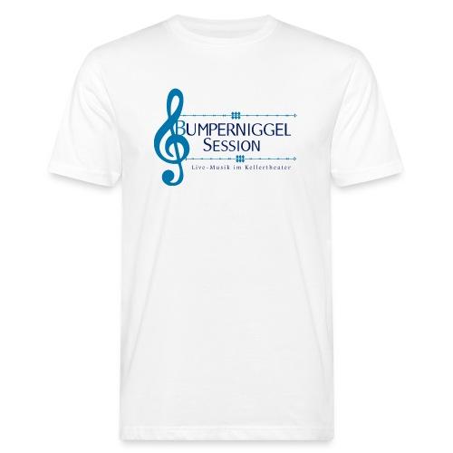 Bumperniggel Session - Männer Bio-T-Shirt